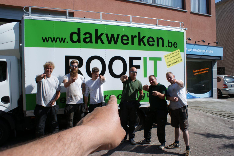 dakwerken Roofit Antwerpen