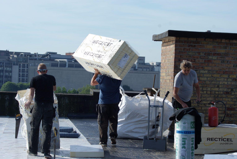 Constructie Dakwerken Antwerpen